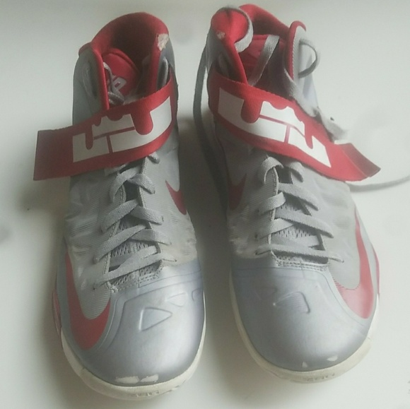 cable Proponer presente  Nike Shoes | Nike Lebron Zoom Soldier 6 Size 2 | Poshmark